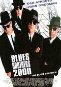 福禄双霸天2000 海报
