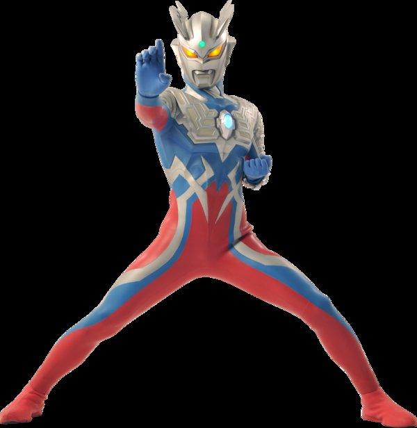 赛罗奥特曼简笔画-利亚银河帝国 Ultraman Zero Movie Super Deciding Fight Belial