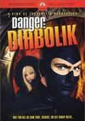 Danger: Diabolik 海报