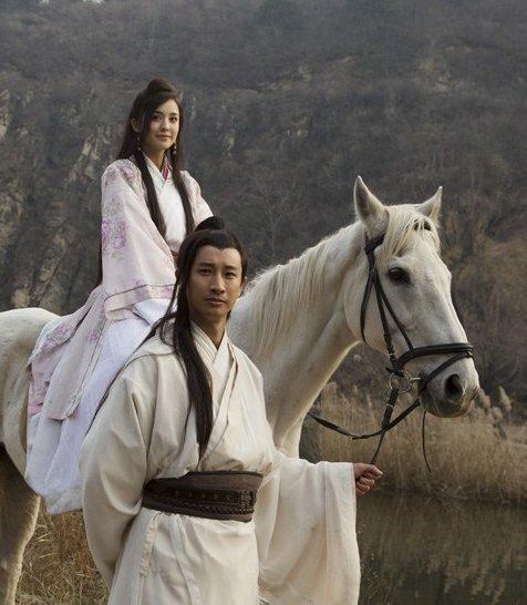 周杰伦 红尘客栈 MV首播 新人娜扎担任女主角图片