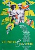 O Homem do Pau-Brasil 海报