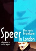 Klaus Maria Brandauer: Speer in London 海报