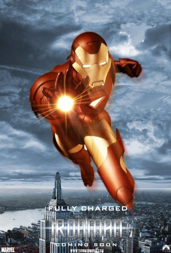 钢铁侠(iron man) - 电影图片