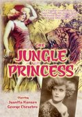 The Jungle Princess 海报