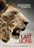The Last Lion 海报