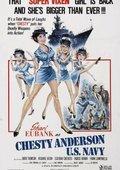Chesty Anderson U.S. Navy 海报