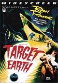 Target Earth 海报