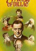 博士的七张脸 海报