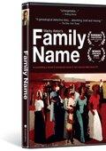 Family Name 海报