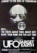 UFO: Target Earth 海报