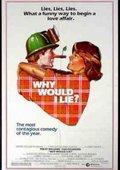 Why Would I Lie? 海报
