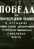 第涅泊右岸的胜利 海报