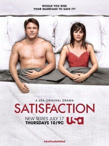 美剧《满足/Satisfaction》1-2季全集无删减 百度云高清下载图片 第1张