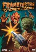 科学怪人遇到太空怪兽 海报