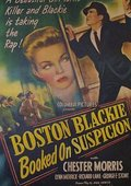 Boston Blackie Booked on Suspicion 海报