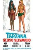 Tarzana, the Wild Girl 海报