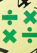 算术与代数预备课程:乘法与除法