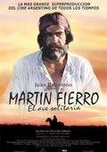 Martín Fierro, el ave solitaria 海报