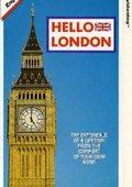 Hello London 海报