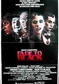 Fade to Black 海报