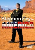 史蒂芬·弗莱在美国 海报
