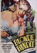 The Blonde Bandit 海报