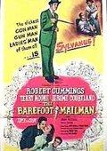 The Barefoot Mailman 海报