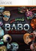 疯狂球巴布:入侵 海报