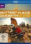 BBC:世界上最热的地方 海报