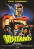 The Visitants 海报