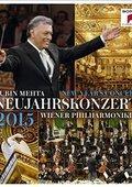 2015年维也纳新年音乐会 海报