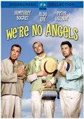 我们不是天使 海报