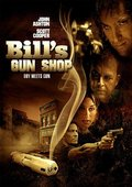 Bill's Gun Shop 海报