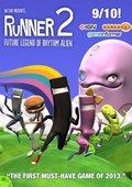 节奏奔跑者2:节奏外星人的未来传奇 海报