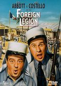 Abbott and Costello in the Foreign Legion 海报