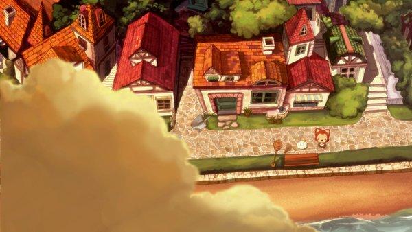 阿狸梦之岛图片