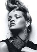 Rihanna巴西里约摇滚音乐节