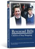 Reverend Billy and the Church of Stop Shopping 海报