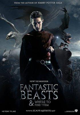 神奇动物在哪里 预告片海报