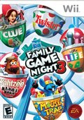 孩之宝家庭游戏之夜3 海报