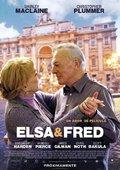 艾尔莎与弗雷德 海报