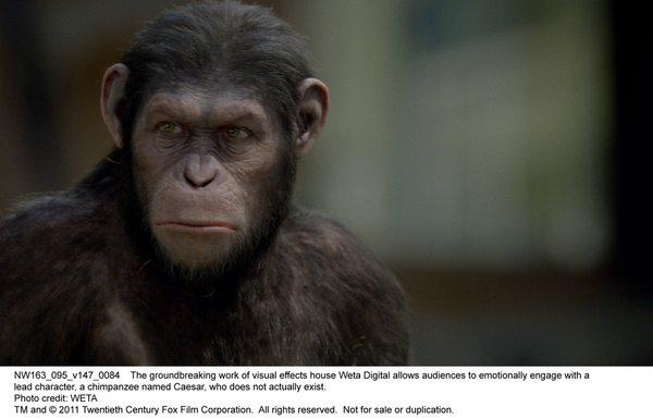 人猿星球2 失陷猩球