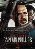 菲利普船长 海报