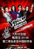 中国好声音 第二季 海报
