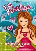 Valentina, la película 海报