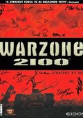 战争地带2100 海报