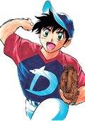 棒球大联盟 海报