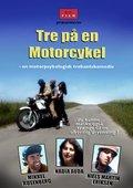Tre på en motorcykel 海报