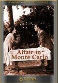 Affair in Monte Carlo 海报