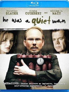曾经安静的男人海报